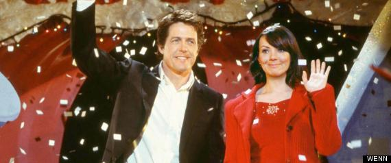 TOP 10 CHRISTMAS MOVIES5th: Love ActuallyScene from movie 'Love Actually'England -2003The inter-twining love lives of eight very different couples come to a head during a dramatic Christmas in LondonSupplied by WENN(WENN does not claim any Copyright or License in the attached material. Any downloading fees charged by WENN are for WENN's services only, and do not, nor are they intended to, convey to the user any ownership of Copyright or License in the material. By publishing this material, the user expressly agrees to indemnify and to hold WENN harmless from any claims, demands, or causes of action arising out of or connected in any way with user's publication of the material.)