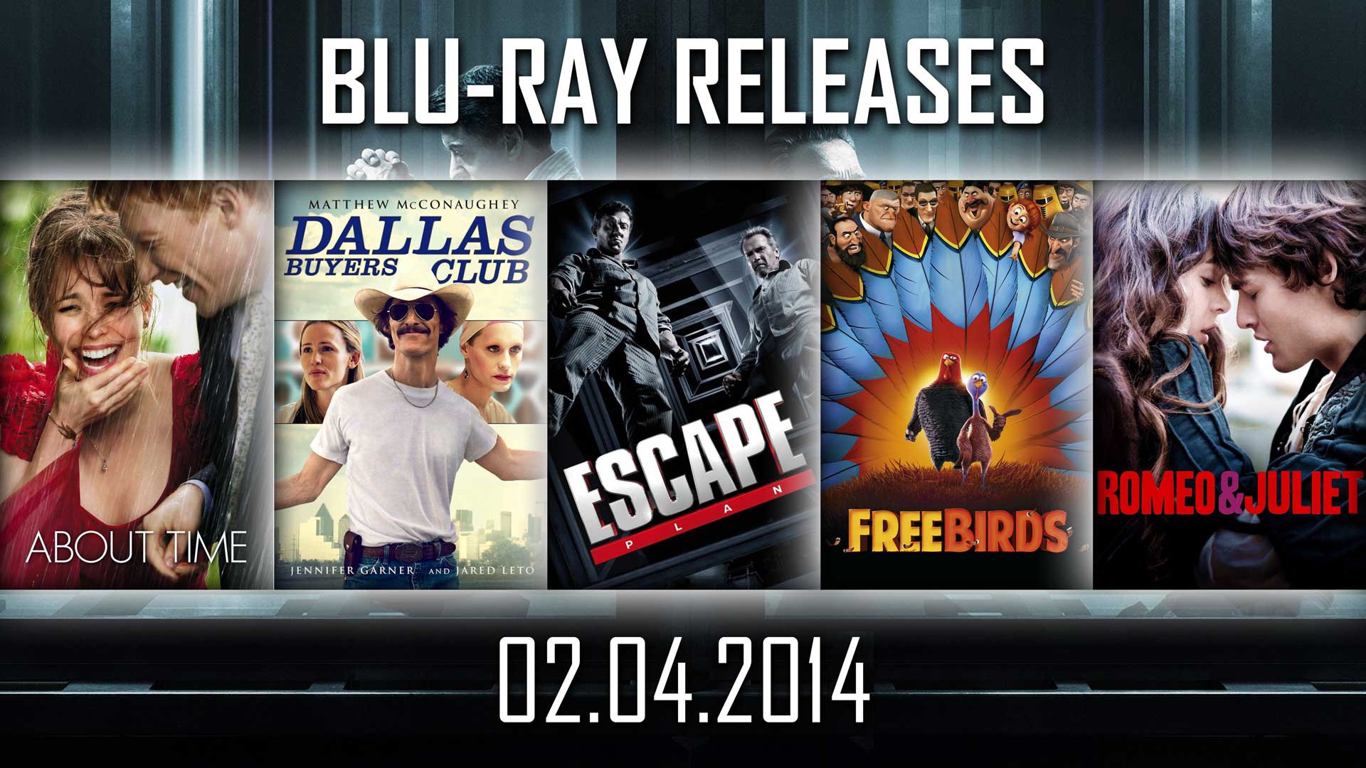 review of movies released this week
